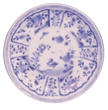 Ca Mau Bird and Insect Saucer